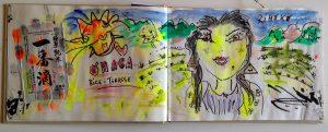 Misaki art world